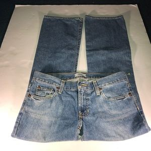 OLD NAVY Jeans Size 6 Womens Blue